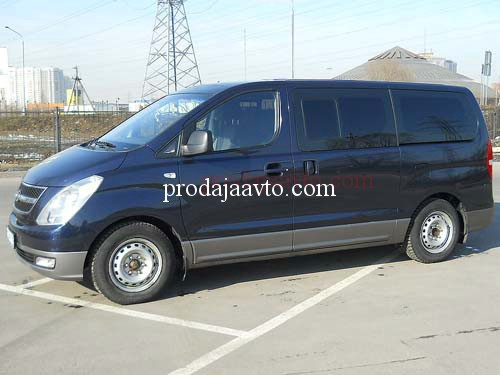 Hyundai H1 Starex 2008