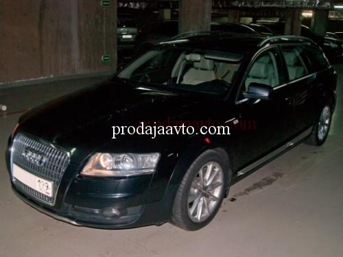 Audi Allroad 2008
