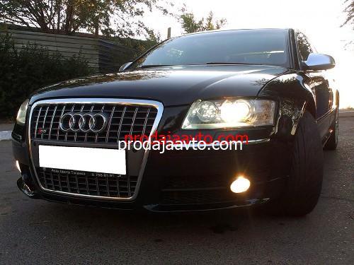 Audi S8 2007