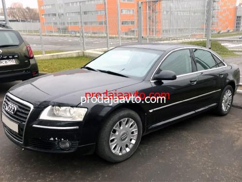 Audi A8 2007