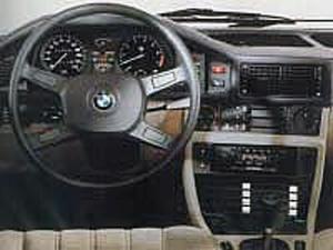 Салон BMW E28