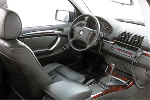 Салон BMW X5 Е53