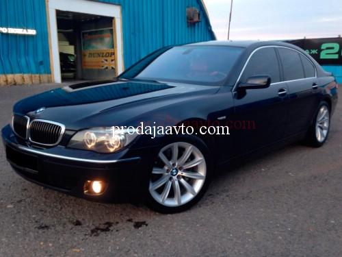 BMW 730 2007