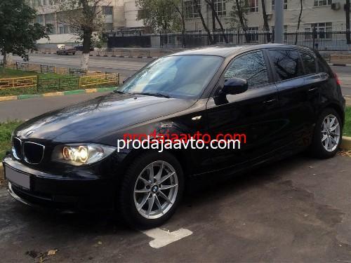 BMW 118 2011