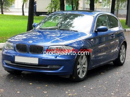 BMW 130i 2007