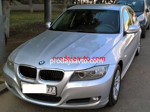 BMW 320 2010