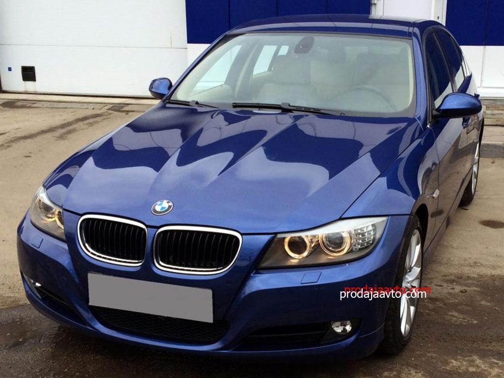 BMW 325 2007