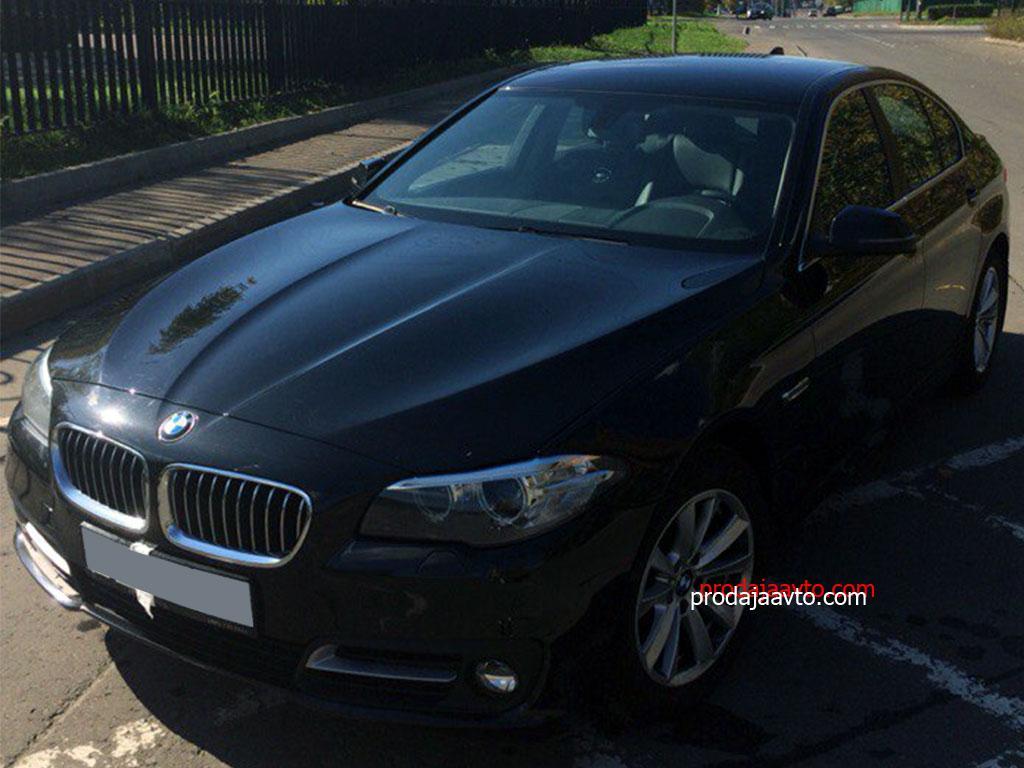 BMW 520 2013