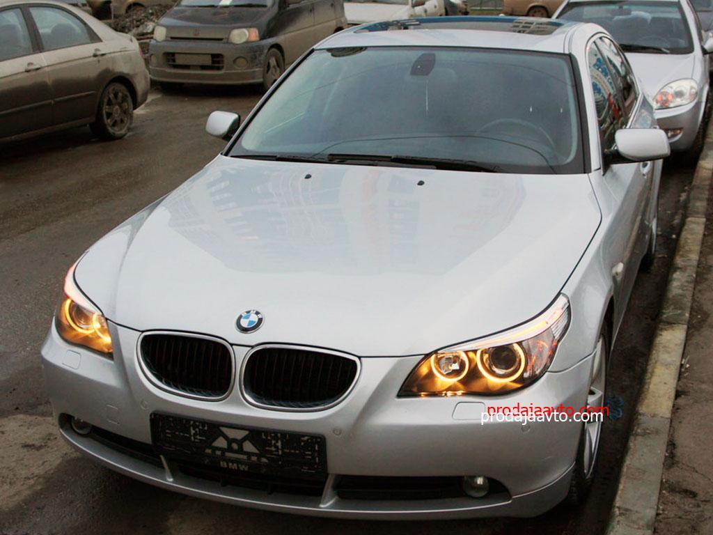 BMW 520 2003