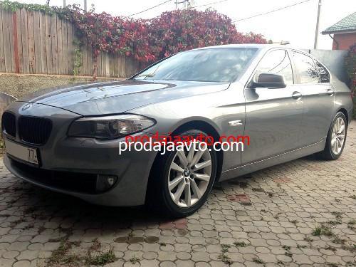 BMW 524 2011