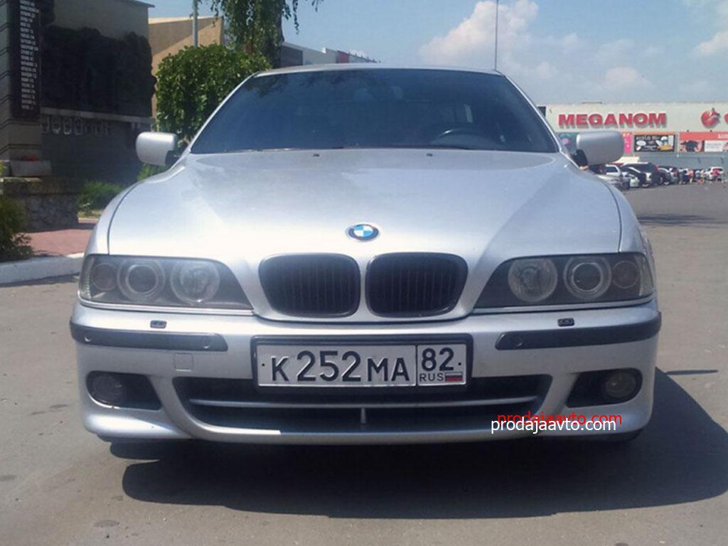 BMW 530 2002