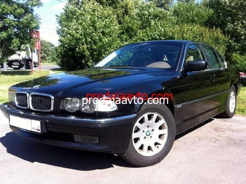 BMW 728 2000