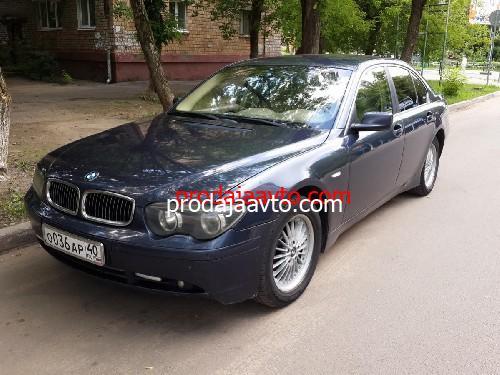 BMW 735 2002