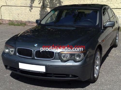 BMW 745 2002