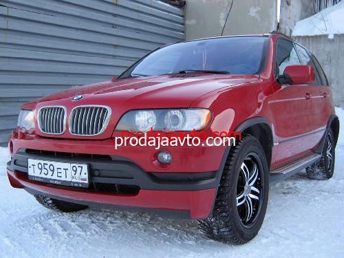 BMW X5 20003