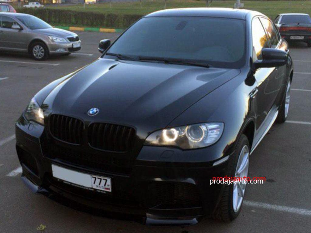 BMW X6M 2011