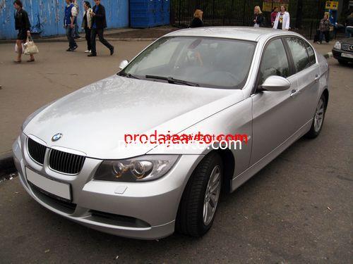 BMW 325 2008