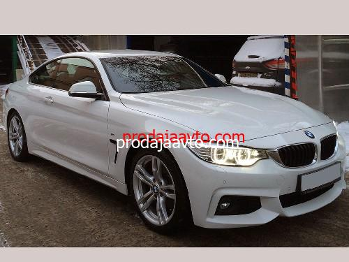 BMW 420 2013