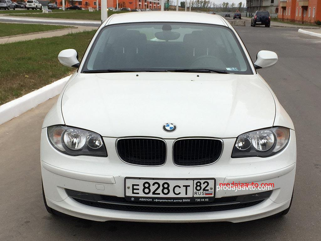 BMW 116 2011