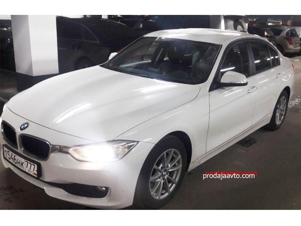 BMW 316 2014