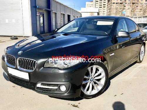 BMW 529 2015