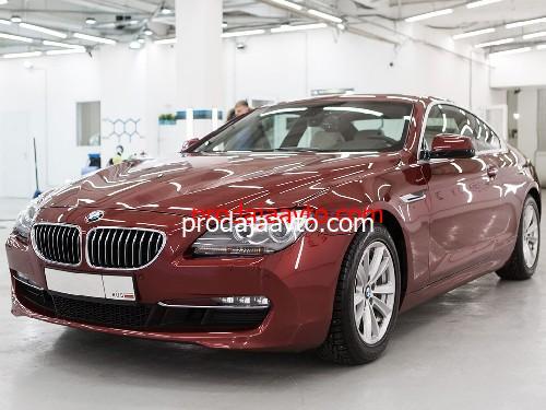 BMW 640 2011