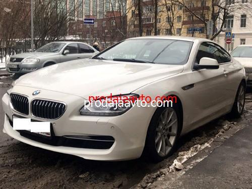 BMW 645 2013