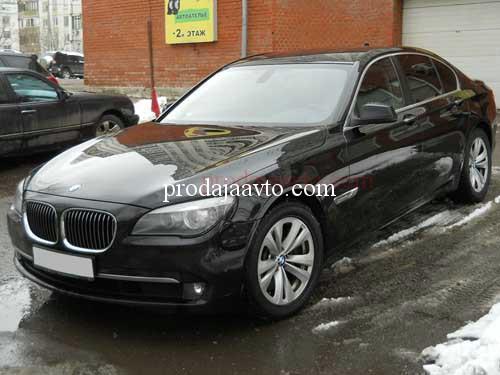 BMW 750 2010
