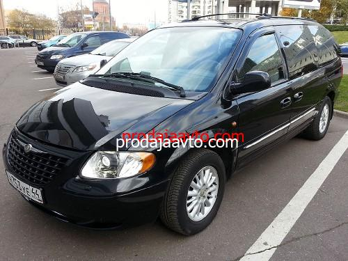 Chrysler Grand Voyager 2003