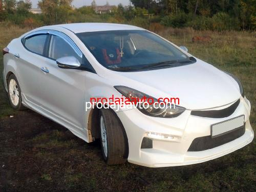 Hyundai Avante 2011