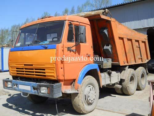 Kamaz 65115 2004