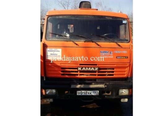 Kamaz 4826