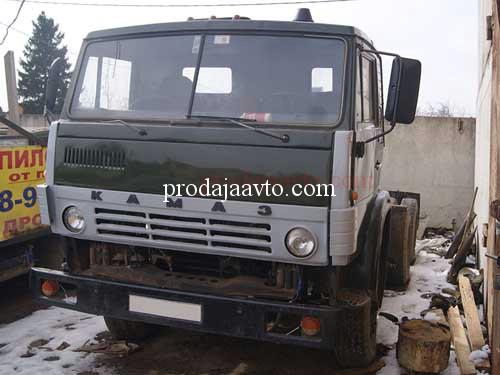 Kamaz 54112 1990