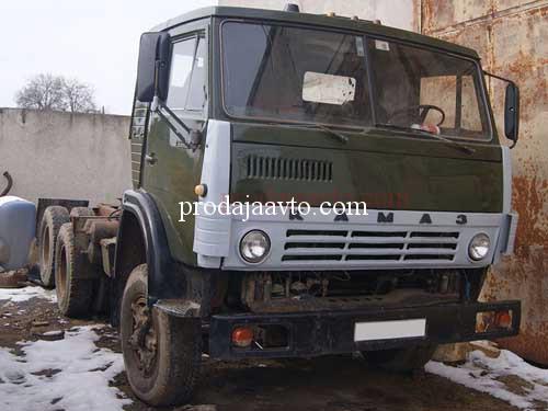 Kamaz 54112