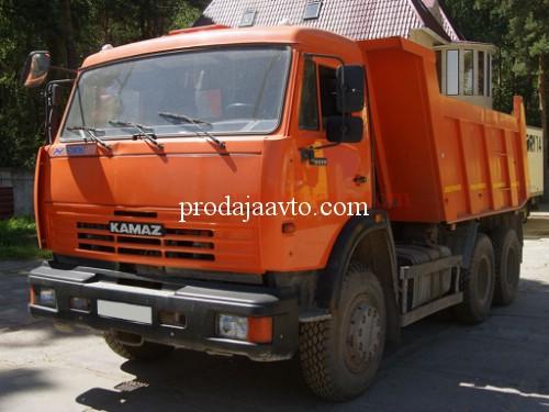 Kamaz 65115 2012