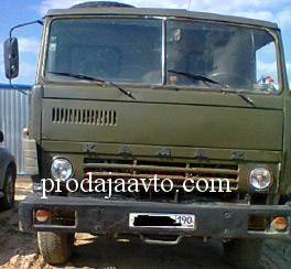 Kamaz 55111 1992