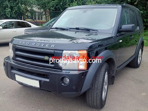 Land Rover Discovery 2008