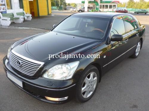 Lexus LS430 2003