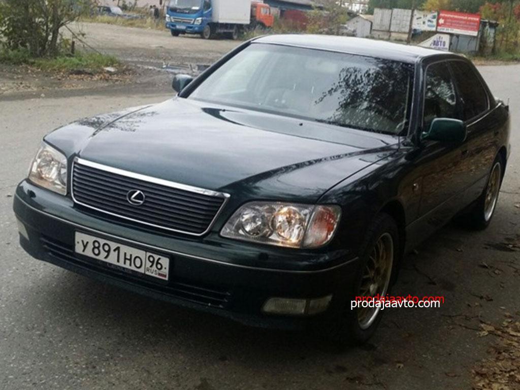 Lexus LS400 1998