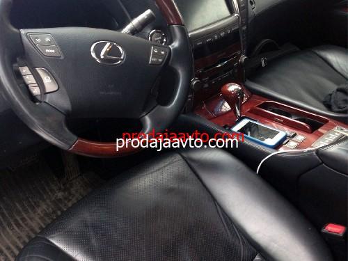 Lexus LS600L