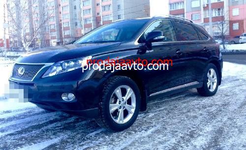 Lexus RX450 2010