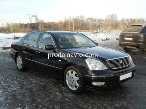Lexus LS430 2002