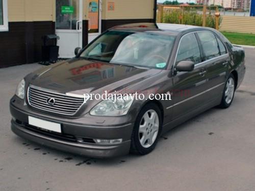 Lexus LS430 2004