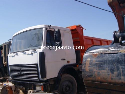 MAZ 5516A5 2008