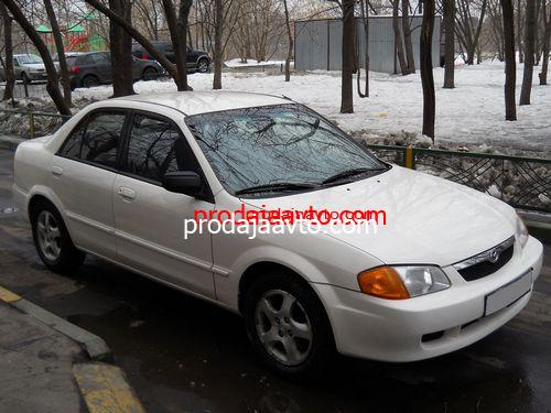 Mazda Protege
