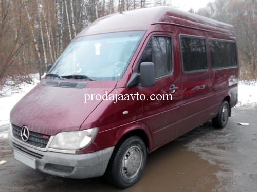Mercedes-Benz Sprinter 2003