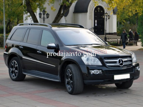 Mercedes-Benz GL320 2009