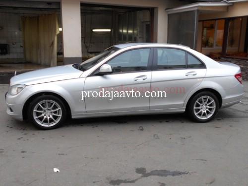 Mercedes-Benz C220 2008