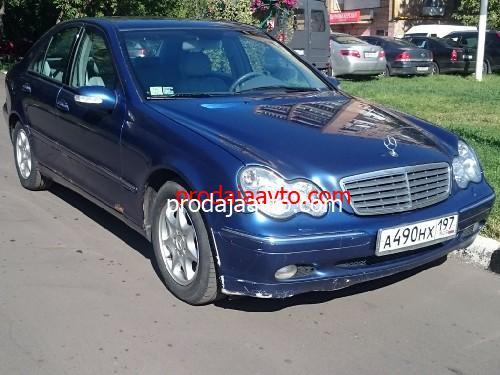 Mercedes-Benz C220 2001