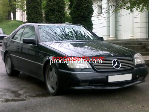 Mercedes-Benz CL140 1997